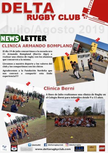News letter Julio Agosto v1 Page 6