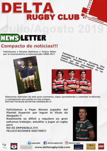 News letter Julio Agosto v1 Page 8